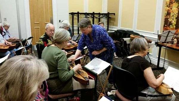 Mountain Dulcimer Chord Boot Camp